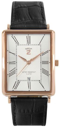 Gryon Мужские швейцарские наручные часы Gryon G 511.41.13
