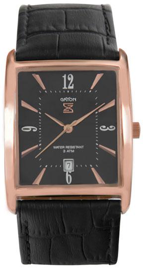 Gryon Мужские швейцарские наручные часы Gryon G 521.41.31
