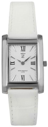 Gryon Женские швейцарские наручные часы Gryon G 531.13.33