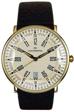 Continental Мужские швейцарские наручные часы Continental 3187-GP156