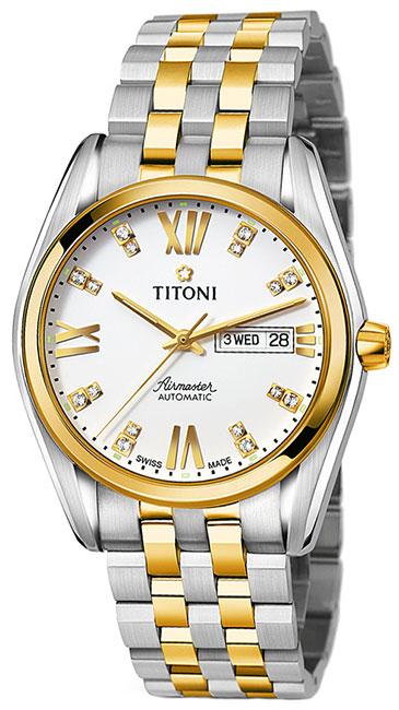 Titoni 93709-SY-385