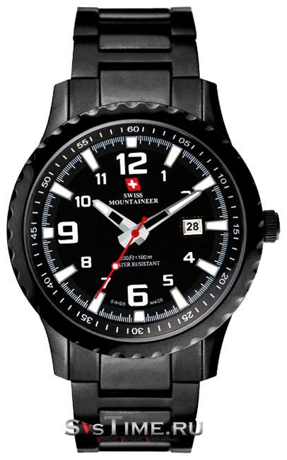 Мужские часы Swiss Mountaineer SM1222 Женские часы Storm ST-47341/B