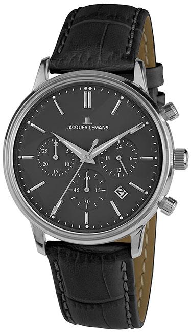 Jacques Lemans Jacques Lemans N-209P мужские часы jacques lemans n 209zg