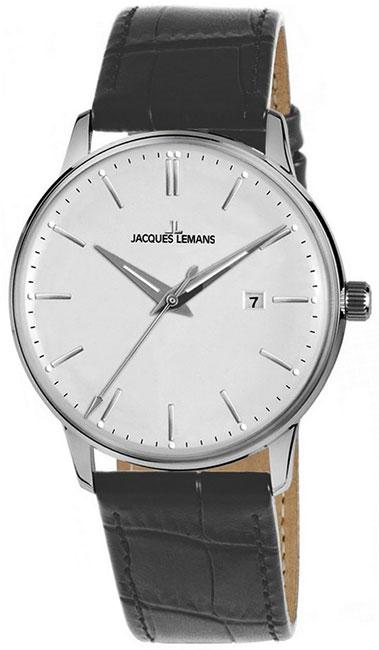 Jacques Lemans Jacques Lemans N-213Q мужские часы jacques lemans n 209zg