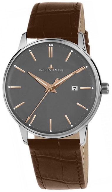 Jacques Lemans Jacques Lemans N-213S мужские часы jacques lemans n 209zg