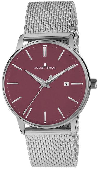 Jacques Lemans Jacques Lemans N-213N мужские часы jacques lemans n 209zg