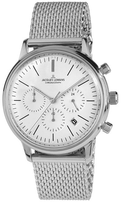 Jacques Lemans Jacques Lemans N-209ZG мужские часы jacques lemans n 209zg