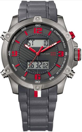 Tommy Hilfiger Мужские американские наручные часы Tommy Hilfiger 1790783