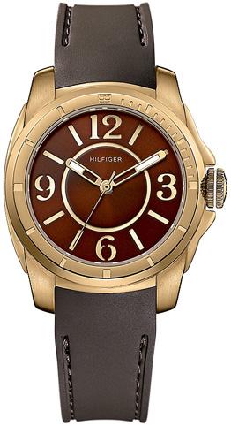 Tommy Hilfiger Женские американские наручные часы Tommy Hilfiger 1781140