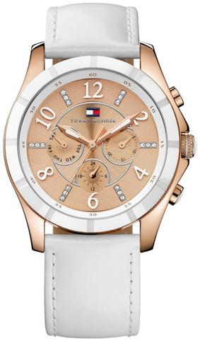 Tommy Hilfiger Женские американские наручные часы Tommy Hilfiger 1781143