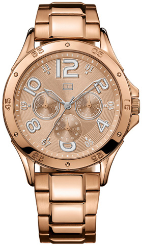 Tommy Hilfiger Женские американские наручные часы Tommy Hilfiger 1781171