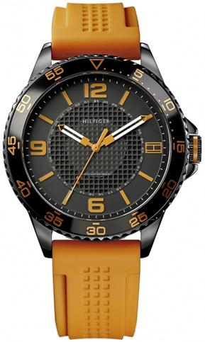 Tommy Hilfiger Мужские американские наручные часы Tommy Hilfiger 1790837