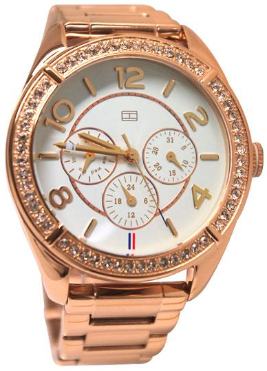 Tommy Hilfiger Женские американские наручные часы Tommy Hilfiger 1781254