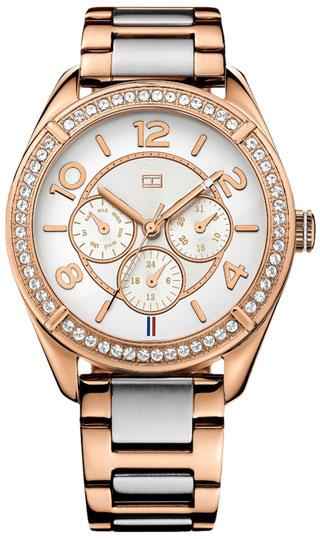 Tommy Hilfiger Женские американские наручные часы Tommy Hilfiger 1781266