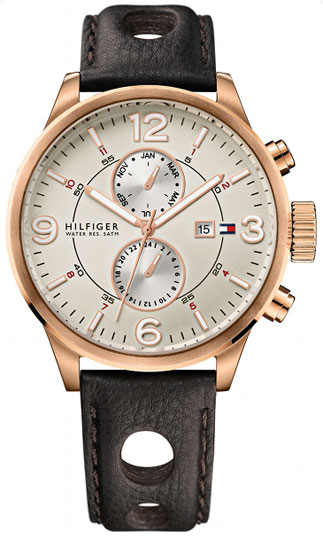 Tommy Hilfiger Мужские американские наручные часы Tommy Hilfiger 1790900