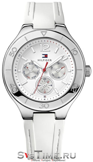 Tommy Hilfiger Женские американские наручные часы Tommy Hilfiger 1781330
