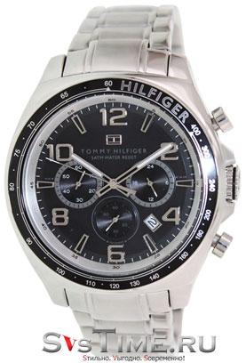 Tommy Hilfiger Мужские американские наручные часы Tommy Hilfiger 1790939