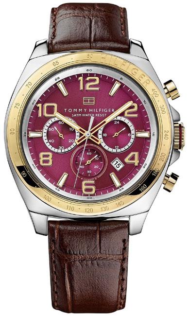 Tommy Hilfiger Мужские американские наручные часы Tommy Hilfiger 1790940