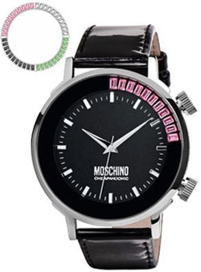 Moschino Женские итальянские наручные часы Moschino MW0246