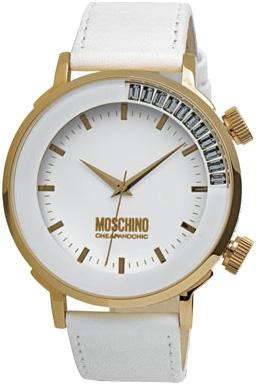 Moschino Женские итальянские наручные часы Moschino MW0247