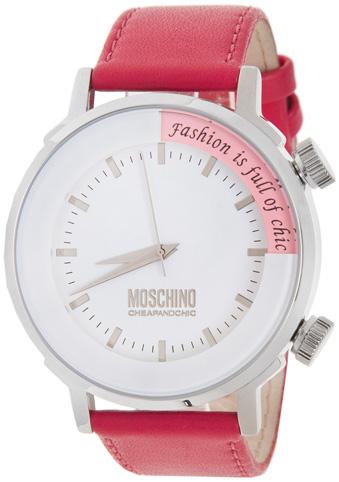 Moschino Женские итальянские наручные часы Moschino MW0248
