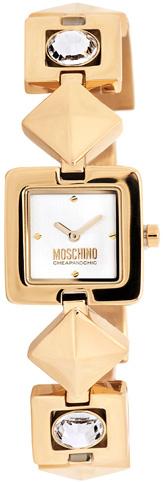 Moschino Женские итальянские наручные часы Moschino MW0261