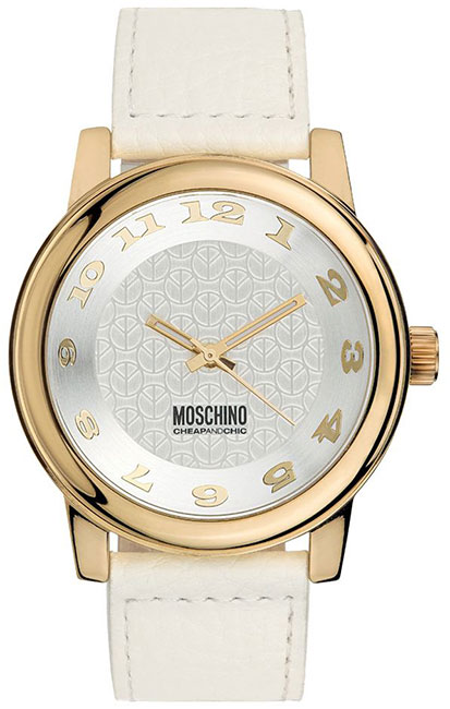 Moschino Женские итальянские наручные часы Moschino MW0263