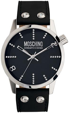 Moschino Женские итальянские наручные часы Moschino MW0281