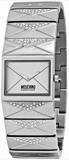 Moschino Женские итальянские наручные часы Moschino MW0165