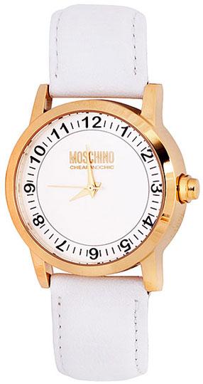 Moschino Женские итальянские наручные часы Moschino MW0362