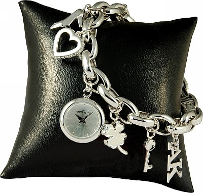Anne Klein Anne Klein 7605 CHRM anne klein часы anne klein 1868gbst коллекция fashion time