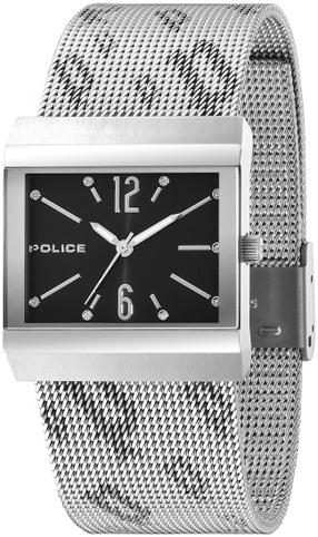 Police Мужские итальянские наручные часы Police PL-10813BS.02MA