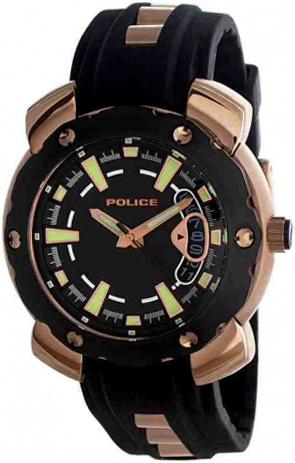 Police Мужские итальянские наручные часы Police PL-11624JSR.02