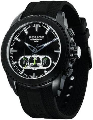 Police Мужские итальянские наручные часы Police PL-12076JSB.02