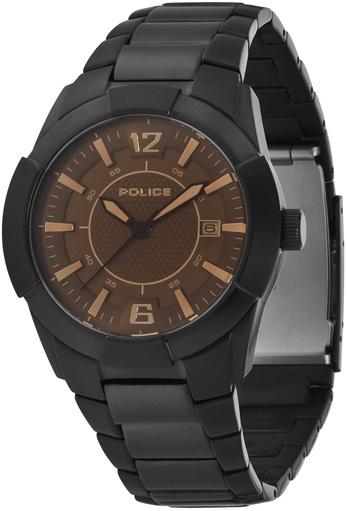 Police Мужские итальянские наручные часы Police PL-12547JSB.61M