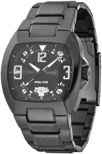 Police Мужские итальянские наручные часы Police PL-12553JSU.02M