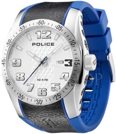 Police Мужские итальянские наручные часы Police PL-12557JS.04B