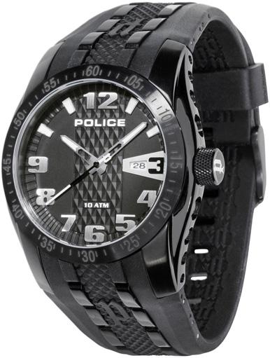 Police Мужские итальянские наручные часы Police PL-12557JSB.02