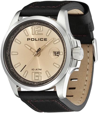 Police Мужские итальянские наручные часы Police PL-12591JS.14