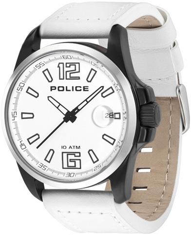 Police Мужские итальянские наручные часы Police PL-12591JSBS.01