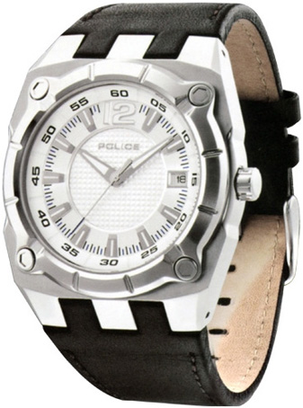 Police Мужские итальянские наручные часы Police PL-12696JS.04