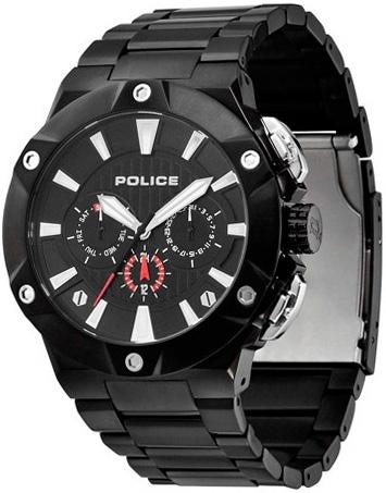 Police Мужские итальянские наручные часы Police PL-12740JSB.02M