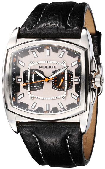 Police Мужские итальянские наручные часы Police PL-11476JS/61