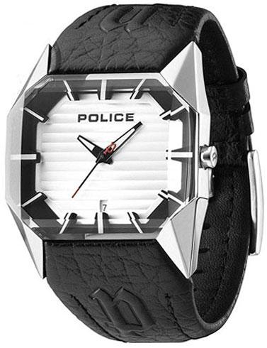 Police Мужские итальянские наручные часы Police PL-12176JS/04A