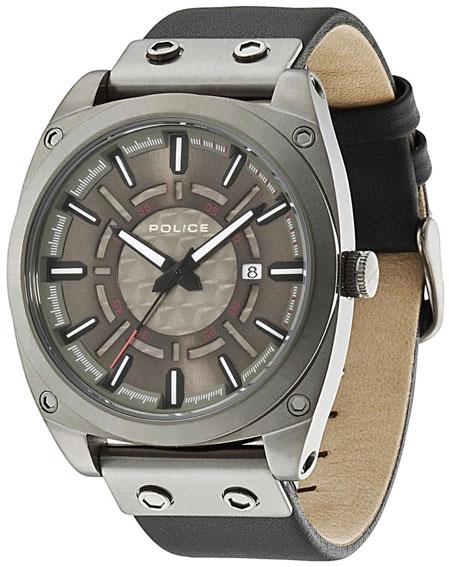 Police Мужские итальянские наручные часы Police PL-12698JSU/61