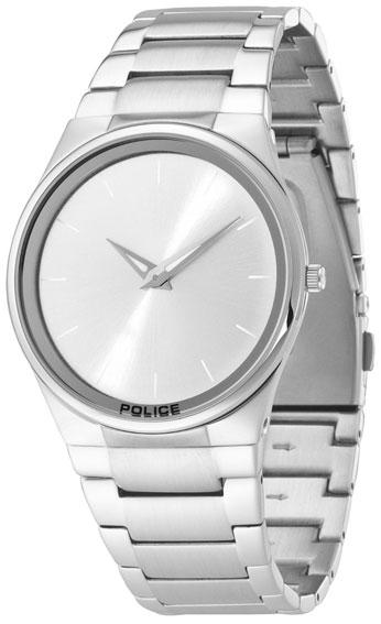 Police Мужские итальянские наручные часы Police PL-12744JS/04M