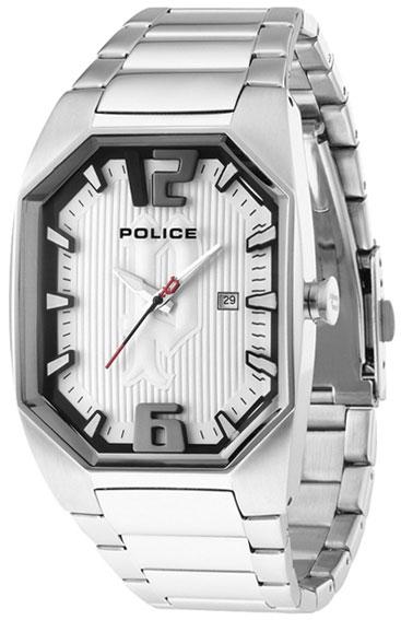 Police Мужские итальянские наручные часы Police PL-12895JS/04M