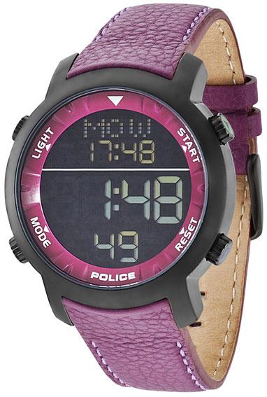 Police Унисекс итальянские наручные часы Police PL-12898JSB/02C