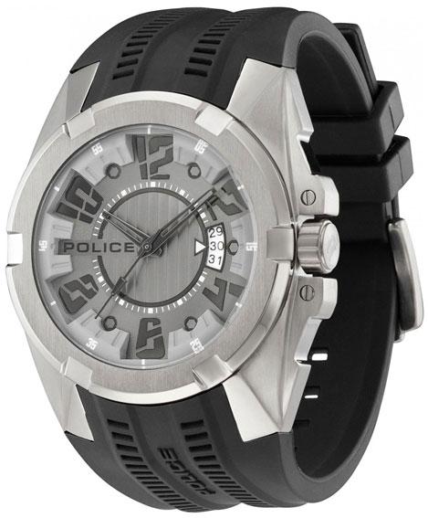 Police Мужские итальянские наручные часы Police PL-13022JSU/61A