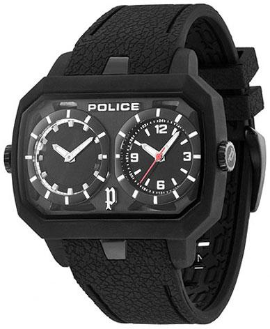 Police Мужские итальянские наручные часы Police PL-13076JPB/02